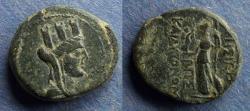 Ancient Coins - Seleukis & Pieria, Apameia Struck 31/30 BC, AE15