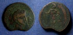 Ancient Coins - Spain, Osset, Augustus(?) 27BC-14AD, As