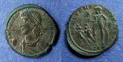 Ancient Coins - Roman Empire, Constantius II 337-361, Centenionalis