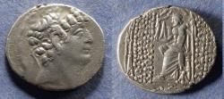 Ancient Coins - Seleucid Kingdom, Phillip 95-76 BC, Tetradrachm