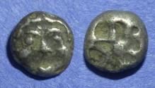 Ancient Coins - Parion, Mysia Circa 450 BC, Drachm