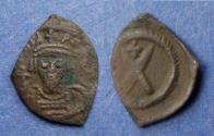 Ancient Coins - Byzantine Empire, Phocas 602-610, Decanummium