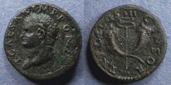 Ancient Coins - Roman Empire, Titus (as Caesar) 69-79, Dupondius