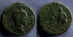 Ancient Coins - Moesia Inferior, Nikopolis, Gordian III 238-244, AE28