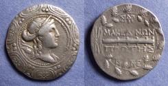 Ancient Coins - Macedonia, Roman Rule 168-148 BC, Tetradrachm