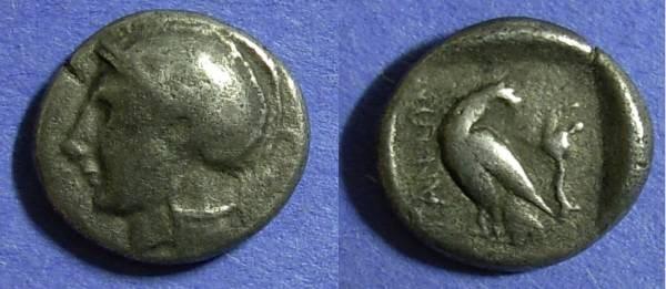 Ancient Coins - Itanos, Crete 300-280 BC, Drachm