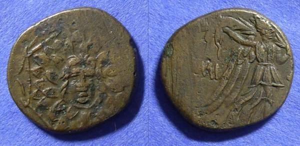 Ancient Coins - Amisos Pontos - Circa 100 BC