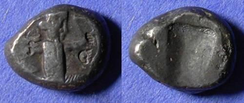 Ancient Coins - Acheminiad Empire,  375-330 BC, Siglos