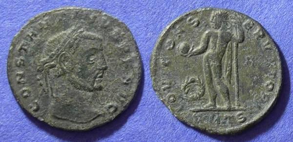 Ancient Coins - Constantine 307-337AD – Follis (25mm diameter)