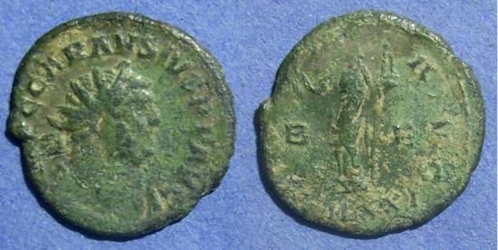 Ancient Coins - Roman Empire, Carausius 286-293 AD, Antoninianus