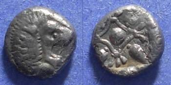 Ancient Coins - Miletos, Ionia Circa 500BC, 1/12 Stater