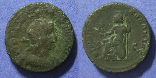 Ancient Coins - Philippolis Arabia AE29– Philip 244-9AD – Rare city