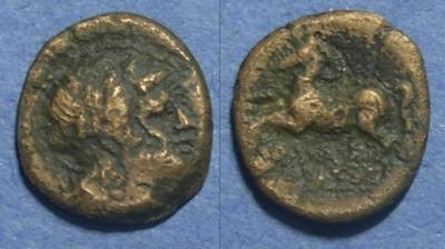 Ancient Coins - Roman Republic,  235-230 BC, Litra