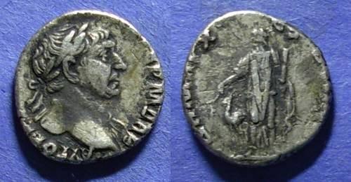 Ancient Coins - Roman Cappadocia, Trajan 98-117, Drachm