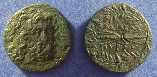 Ancient Coins - Epeirote Kingdom - Pyrrhus 295-272BC AE19