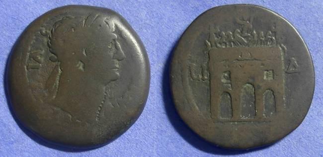 Ancient Coins - Roman Egypt – Trajan 98-117 BC – Drachm