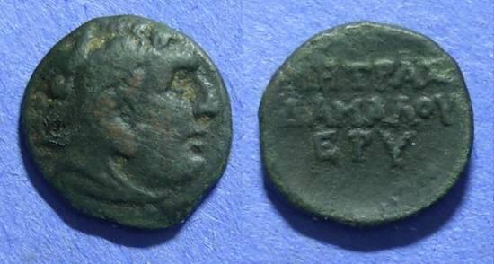 Ancient Coins - Erythrai, Ionia 240-230 BC, AE16