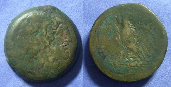 Ancient Coins - Ptolemy II 285-246BC AE36
