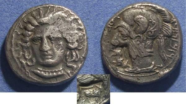 Ancient Coins - Tarsus Cilicia, Datames (Satrap) 380-375 BC, Stater