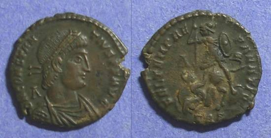 Ancient Coins - Roman Empire Constantius II 337-361AD Centenionalis