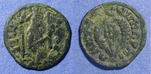 Ancient Coins - Axum, Armah 600-630 AD, AE20