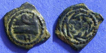 Ancient Coins - Judaea - Herod Archelaus - 4 BC - 6 AD