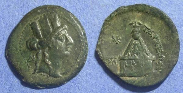 Ancient Coins - Cilicia, Tarsos Circa 150 BC, AE23