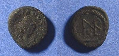 Ancient Coins - Marcian 450-7AD AE-4