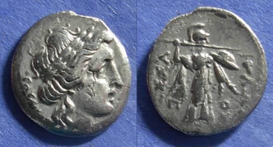 Ancient Coins - Thessalian League,  196-146 BC, Drachm