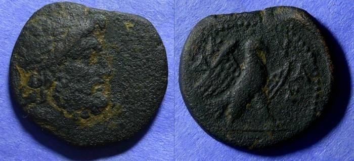 Ancient Coins - Knossos, Crete 200-67 BC, AE27