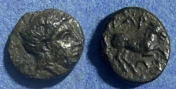Ancient Coins - Troas, Gargara Circa 350 BC, AE9