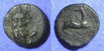 Ancient Coins - Pisidia, Selge Circa 150 BC, AE12