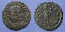Ancient Coins - Roman Empire, Maximianus - Second reign 306-8, Follis
