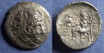 Ancient Coins - Danube Celts, Philip III imitation Circa 200 BC, Drachm