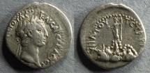 Ancient Coins - Caesarea Cappadocia, Nerva 96-98, Didrachm