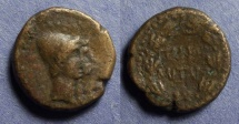 Ancient Coins - Panormus, Sicily Circa 240 BC, AE19