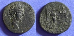 Ancient Coins - Thessalonica, Commodus 177-192 AD, AE23