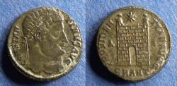 Ancient Coins - Roman Empire, Constantine 307-337, mostly silvered AE3