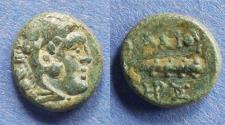 Ancient Coins - Kings of Thrace, Adaios 270-230 BC, AE14