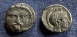 Ancient Coins - Pisidia, Selge 350-300 BC, Obol