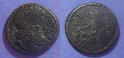 Ancient Coins - Roman Antioch, Time of Nero 66/67 AD, AE19