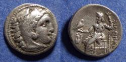 Ancient Coins - Kings of Macedonia, Philip III 323-317 BC, Drachm
