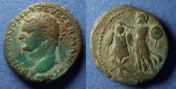 Ancient Coins - Judaea, Domitian 81-96, AE23