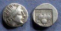 Ancient Coins - Islands off of Caria, Rhodes 88-85 BC, Drachm