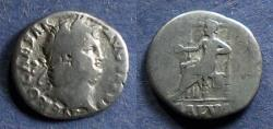 Ancient Coins - Roman Empire, Nero 54-68, Denarius