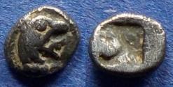 Ancient Coins - Ionia, Phokaia Circa 550 BC, Hemiobol