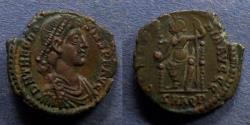 Ancient Coins - Roman Empire, Theodosius 379-395, AE3