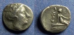 Ancient Coins - Euboea, Histiaea 196-146 BC, Tetrobol