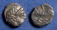 Ancient Coins - Phoenicia, Arados Circa 400 BC, Silver Obol