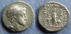 Ancient Coins - Cappadocian Kingdom, Ariarathes X 42-36 BC, Drachm